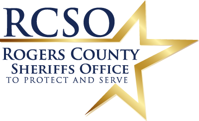 Rogers County Sheriff's Office logo