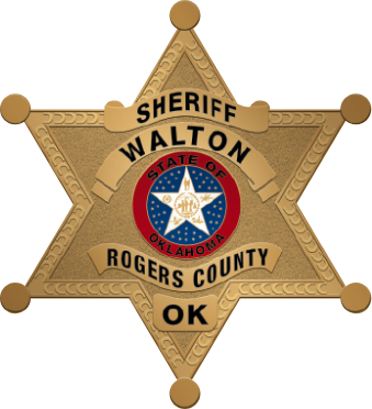 Rogers County Sheriff's Office badge