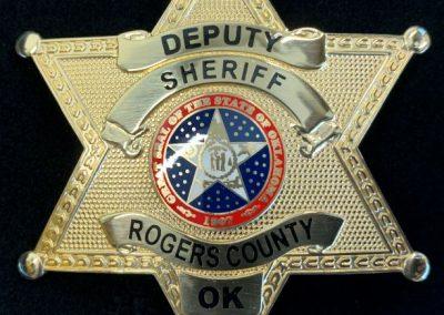 RCSO Badge